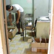 Scartando gli scatoloni…