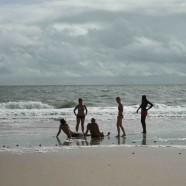 La spiaggia incontaminata