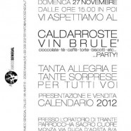 CALDARROSTE, VIN BRULE', CIOCCOLATA, THE',TISANE . PARTY: UN POMERIGGIO INTERCULTURALE?