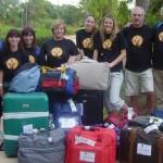 Il primo viaggio ufficiale – gennaio 2007
