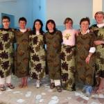 Gruppo volontari - Marzo 2011
