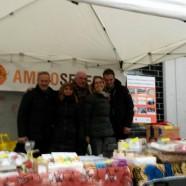 Mercatino di via Bergamo a Monza, Dicembre 2014